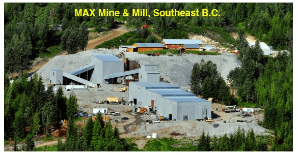 Max Mine and Mill